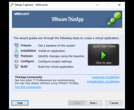 VMware ThinApp Enterprise License Key