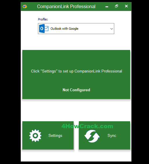 CompanionLink Professional Serial Key