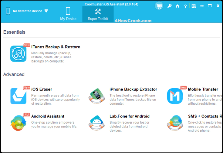 Coolmuster iOS Assistant License Code Free Download