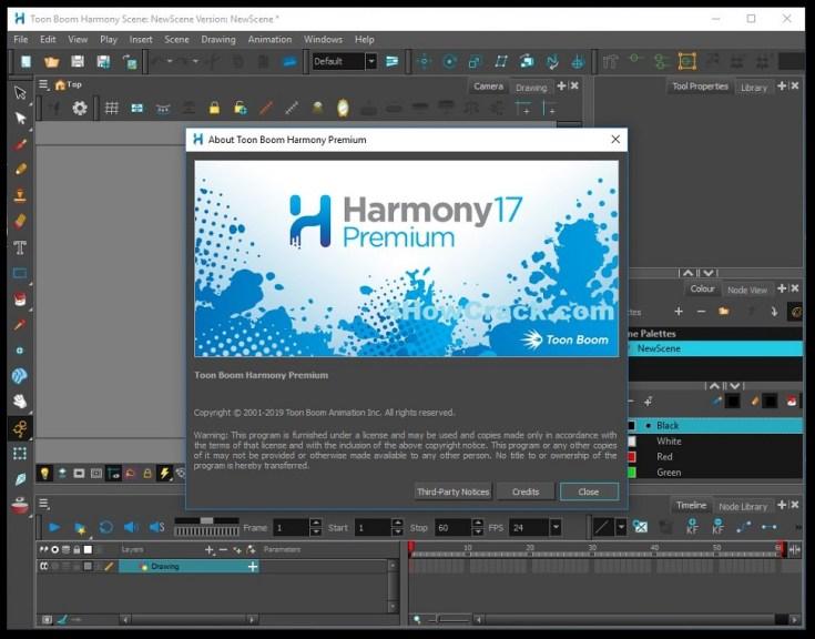 Toon Boom Harmony Premium Cracked Free Download