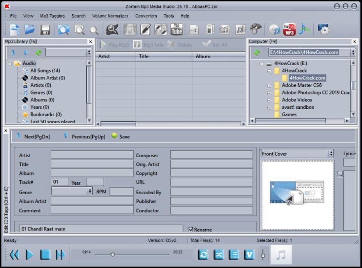 Zortam Mp3 Media Studio Pro License Key Download