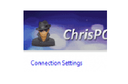 ChrisPC Anonymous Connection Crack logo