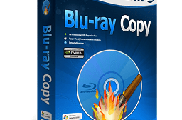 Leawo Blu-ray Copy Crack logo