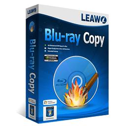 Leawo Blu-ray Copy Crack logo