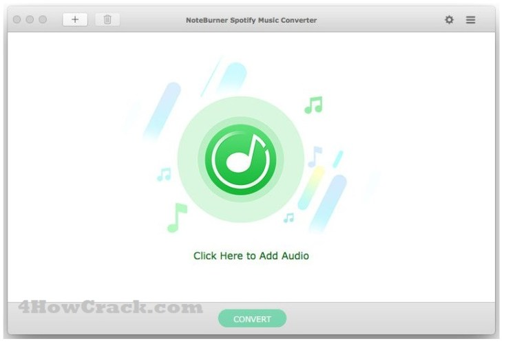 NoteBurner Spotify Music Converter Full Version Free Download