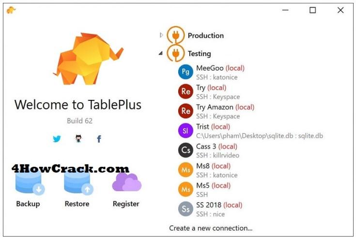 TablePlus Serial Key for Windows Download