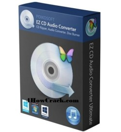 EZ CD Audio Converter Pro Crack 9.1.6.1 + Serial Key Free Download