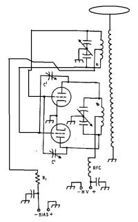 looking for a push pull schematic for VTTC / Tesla Coils