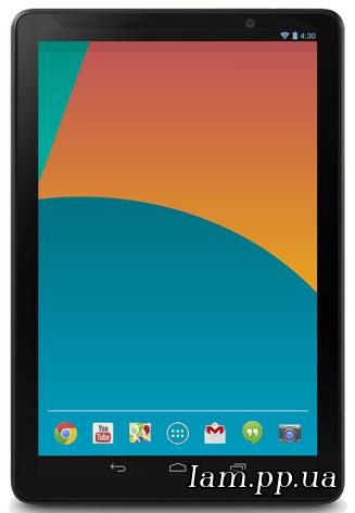 В сеть утекли характеристики будущего планшета Google Nexus 10