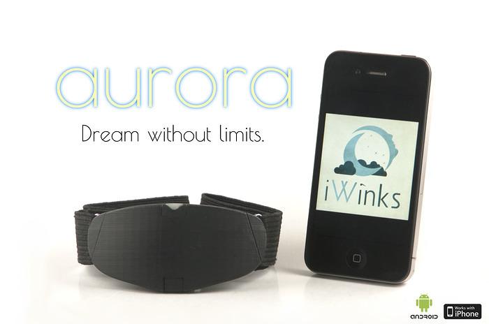 Aurora: «умная» повязка для осознанных сновидений