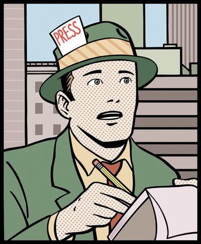 Journalism, Журналист, медиа-журналист, автор, писатель, контент-менеджер