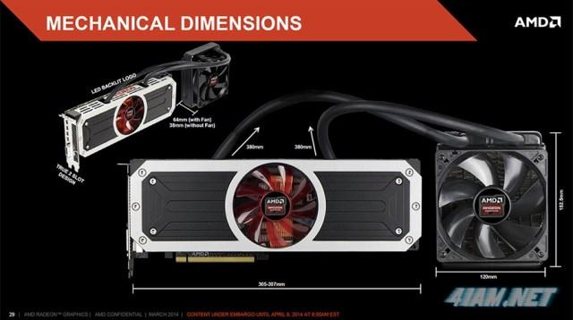 AMD Radeon R9 295X2 9