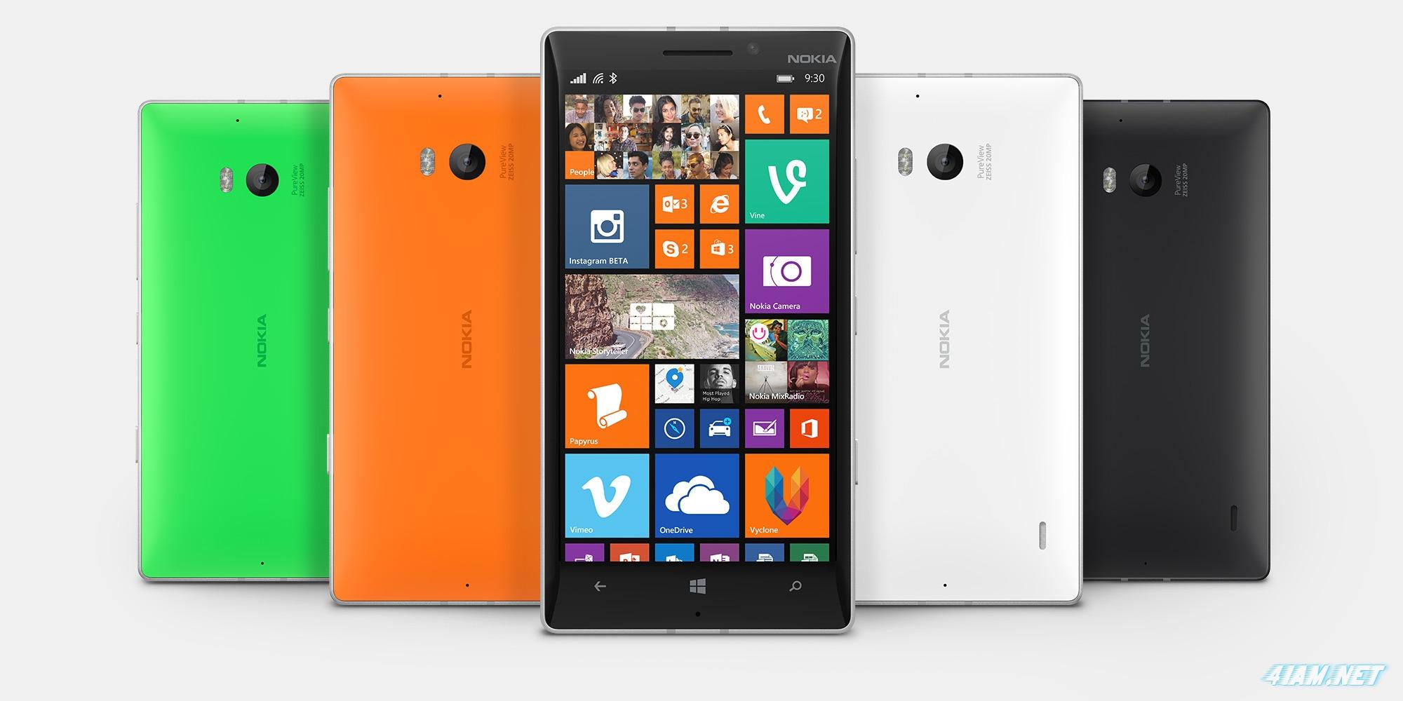 Nokia представила Lumia 630, Lumia 635 и Lumia 930 на Windows Phone 8.1