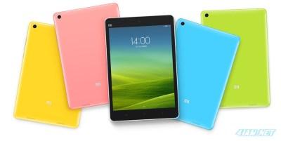 Xiaomi официально представила Mi PAd
