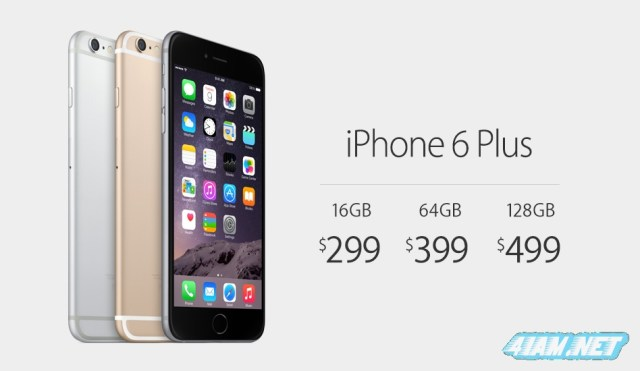 Apple iPhone 6 Plus Prices