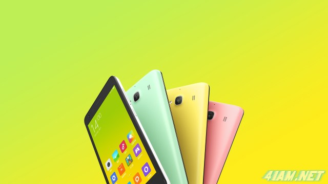 Xiaomi Redmi 2 Intro