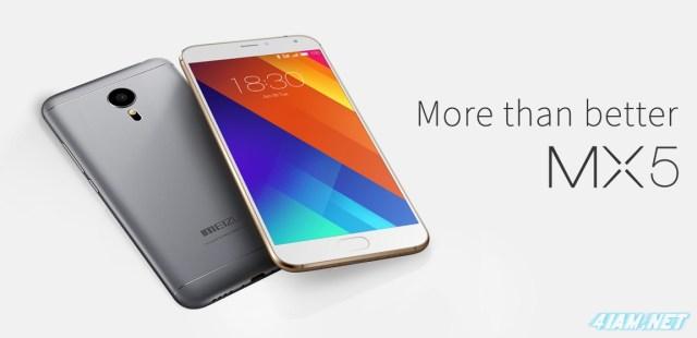 Meizu MX5 - Banner