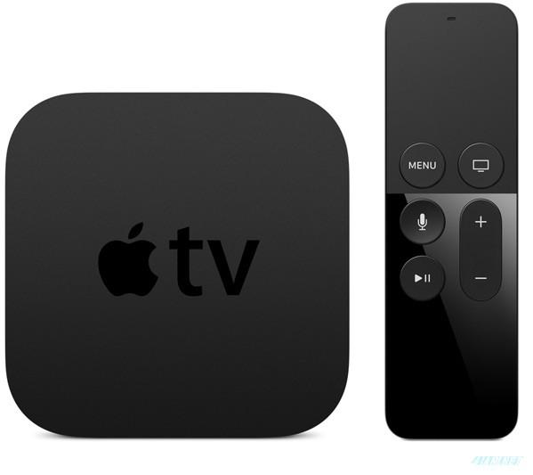 Обновленный Apple TV приносит AppStore, Siri и сенсорное управление