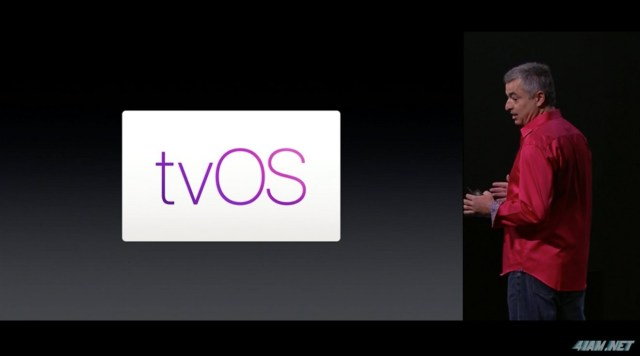 Apple TV 4 TV OS Live