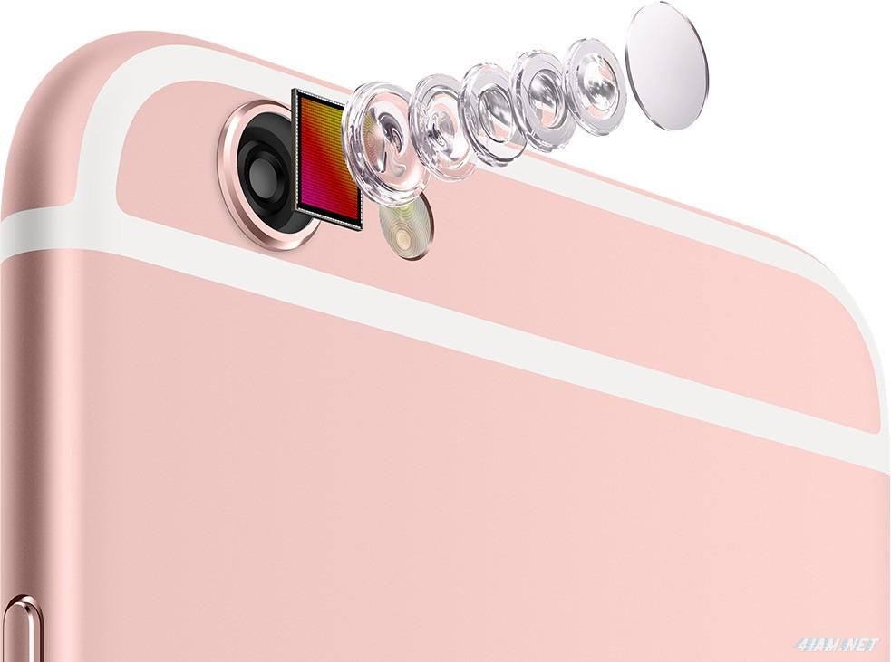 Apple официально представила iPhone 6s и iPhone 6s Plus