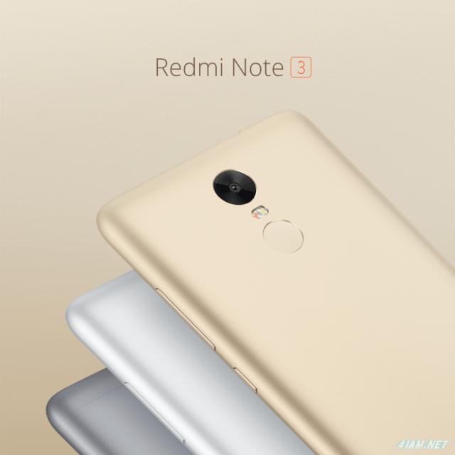Redmi Note 3 Hero
