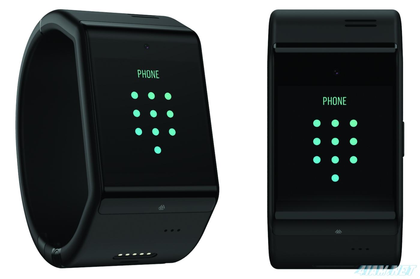 Will.i.am представил новые SmartWatch Dial