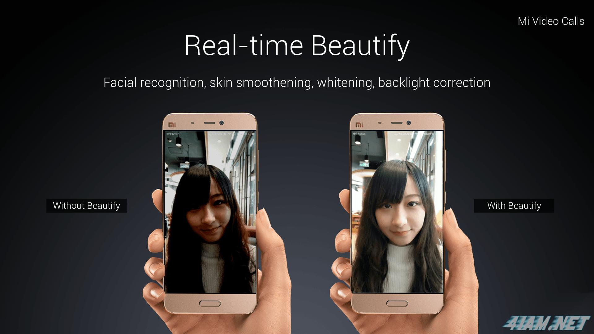 Xiaomi Mi5 официально представлен