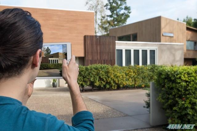 Apple iPad Pro 9.7 inch Shoot iSight