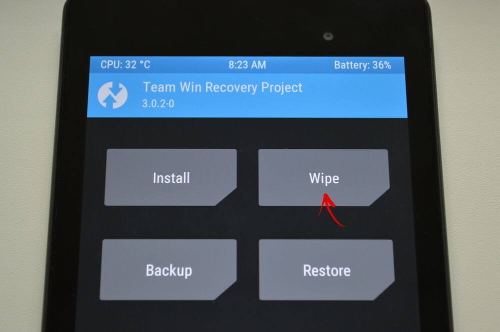 Twrp recovey
