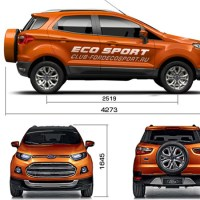Регулировочные данные FORD Kuga 1.6 EcoBoost