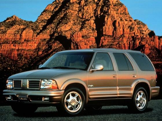 Oldsmobile Bravada 1993 - 2004