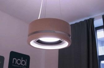Nobi – умная лампа