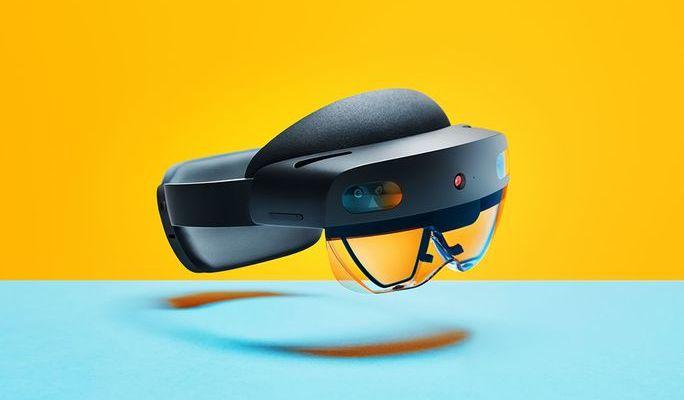 AR-очки HoloLens 2 от Microsoft
