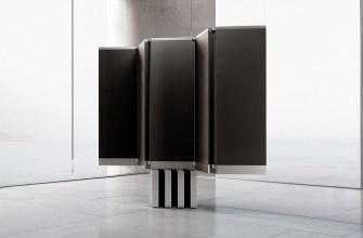 Первый в мире телевизор-гармошка M1 от компании C SEED за 30 миллионов рублей