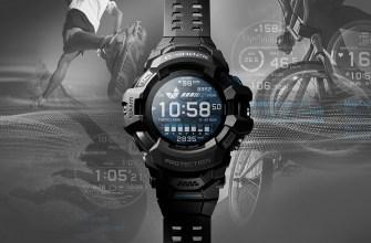 Умные часы G-Shock G-Squad GSW-H1000 от Casio