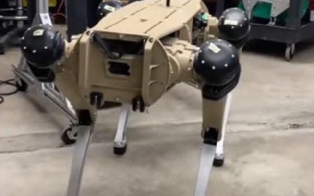 практичный робот