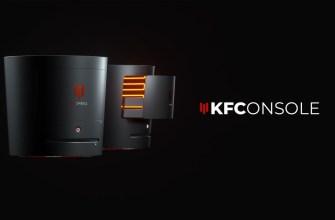 Игровая консоль KFConsole