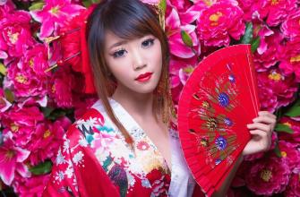внешность японцев