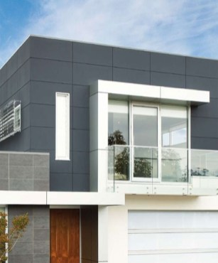 Scyon Matrix cement composite cladding via iwantthatdesign.com/au