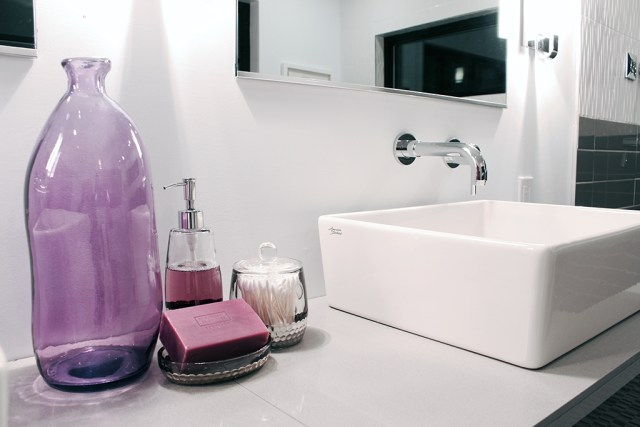 Accessories from Homesense - Master Bath Retreat | The Dreamhouse Project