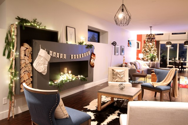 The Dreamhouse Project   Have Yourself a Canadian Little Christmas Home Tour