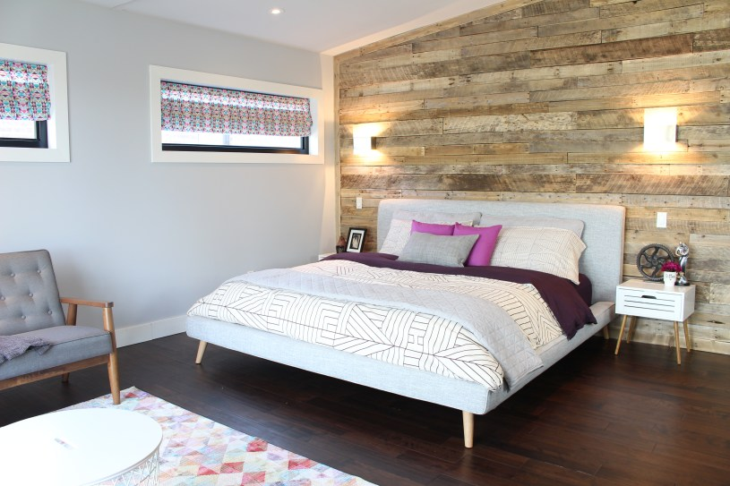 Modern Rustic Dream Bedroom Reveal | The Dreamhouse Project