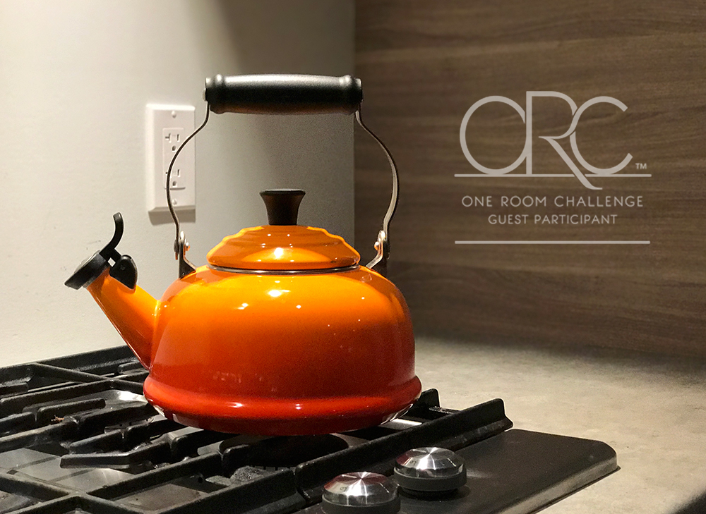 How a kettle inspired our Dream Kitchen