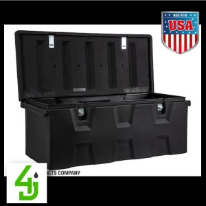 Black Poly Tool Chest
