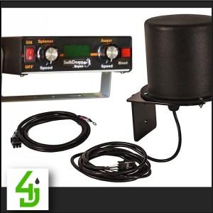 Electric/Hydraulic Spreader Control GPS Unit