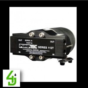 Series 112T Pump and Motor