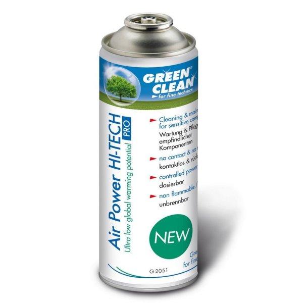Green Clean GS-2051 Kit spray cu aer HI-TECH PRO