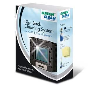 Green Clean SC-8000 Kit de curatare pentru back-urile digitale