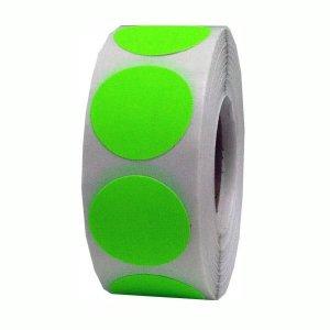 Le Mark Gaffer tape fluorescent dots