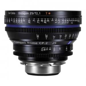 Carl Zeiss CP.2 2.1/25mm T*